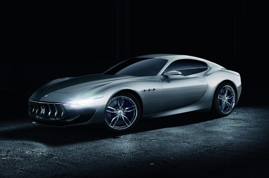 Maserati Alfieri sports car concept revealed