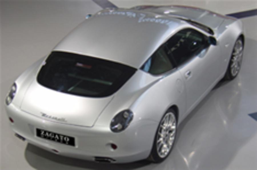 Zagato's Maserati special