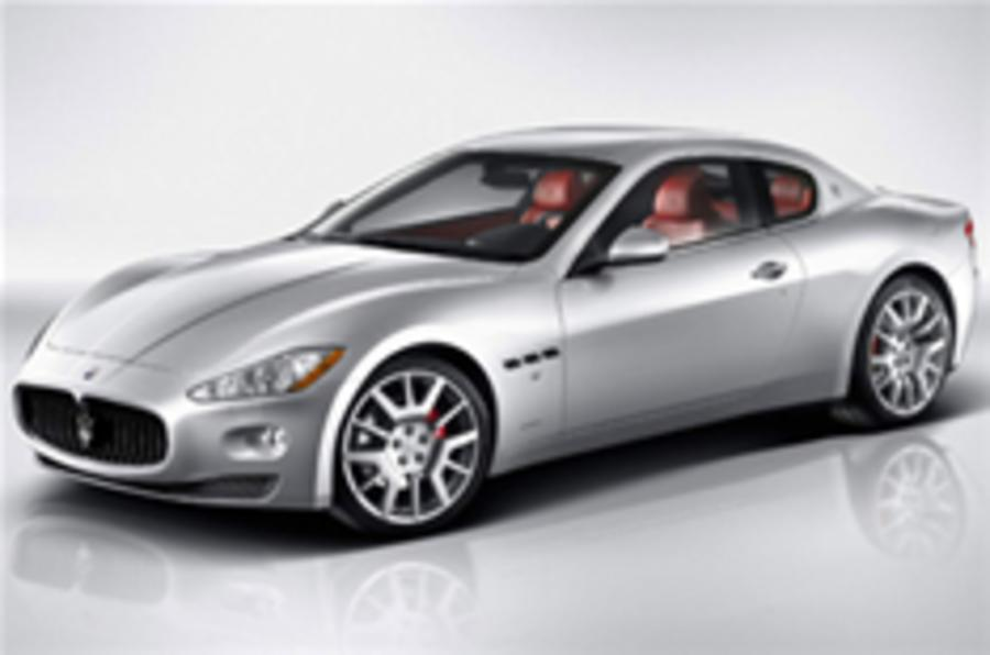 New Maserati Coupe - UPDATED