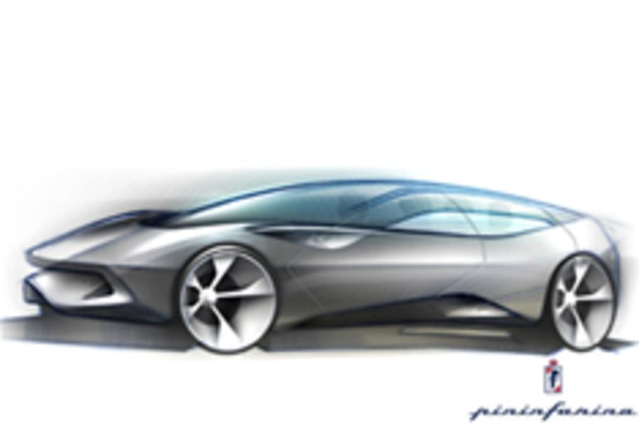 Pininfarina mixes its concepts
