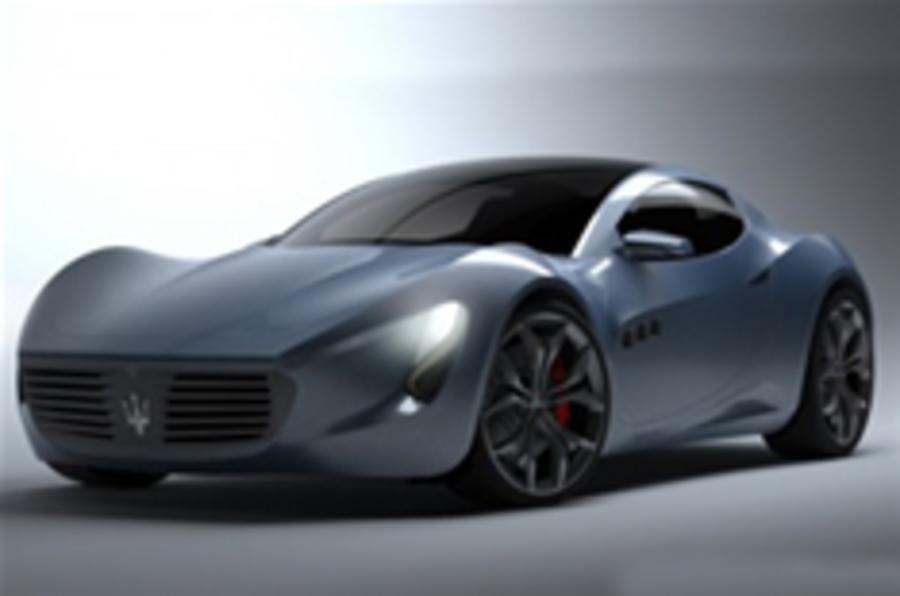 Maserati Chicane swerves into Geneva