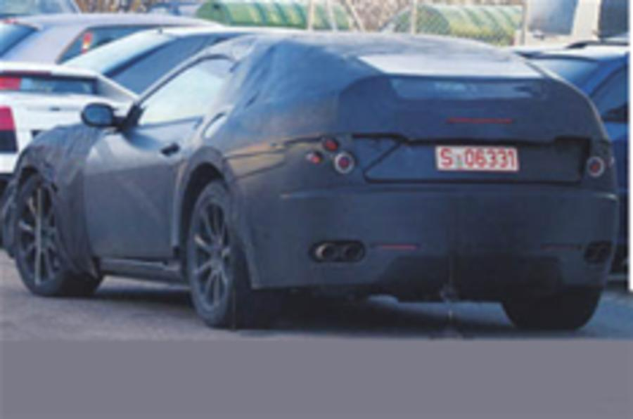 Baby Maserati planned