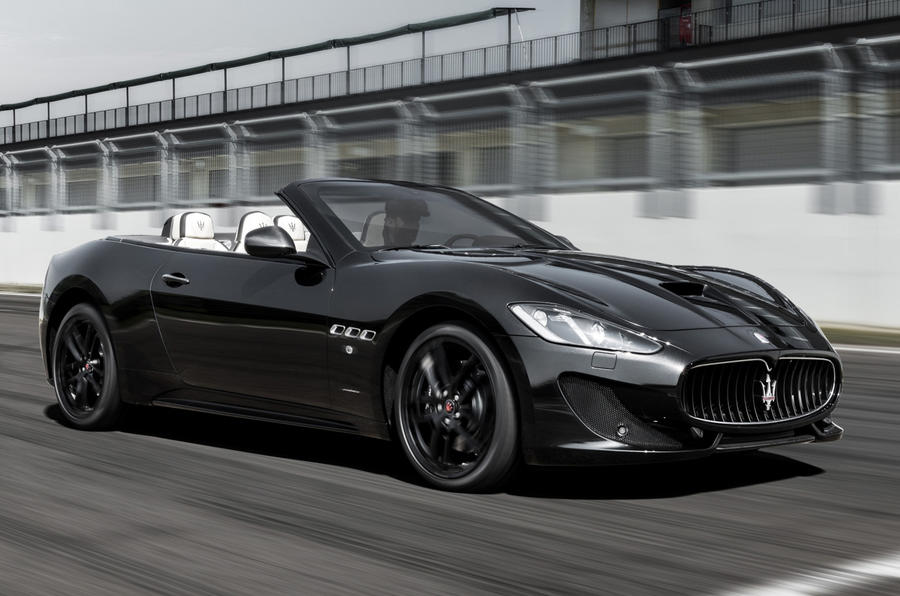 Maserati Grancabrio Review 2018 Autocar