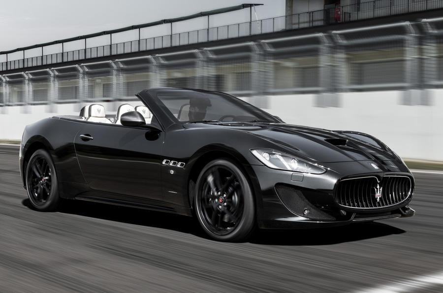 Maserati GranCabrio ...