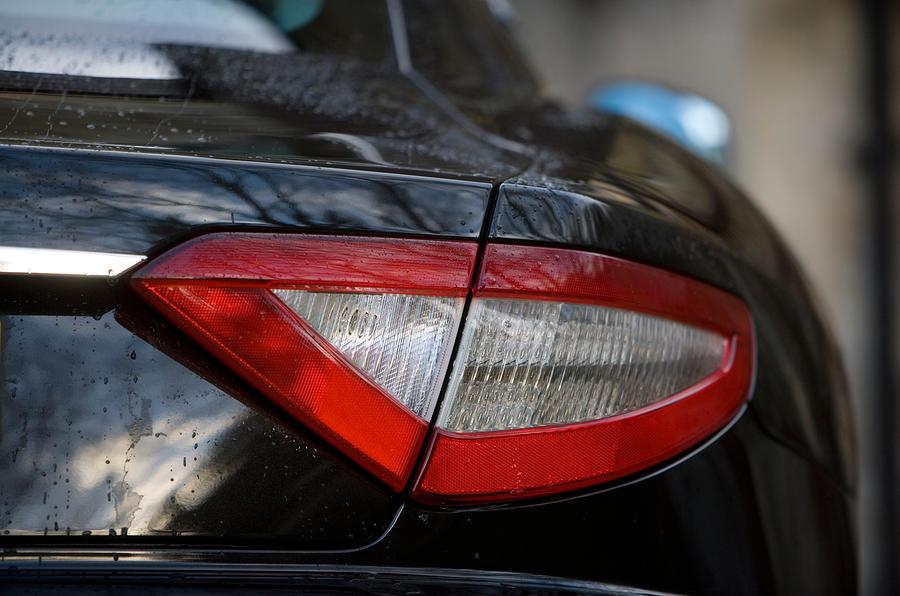 Maserati GranTurismo rear lights