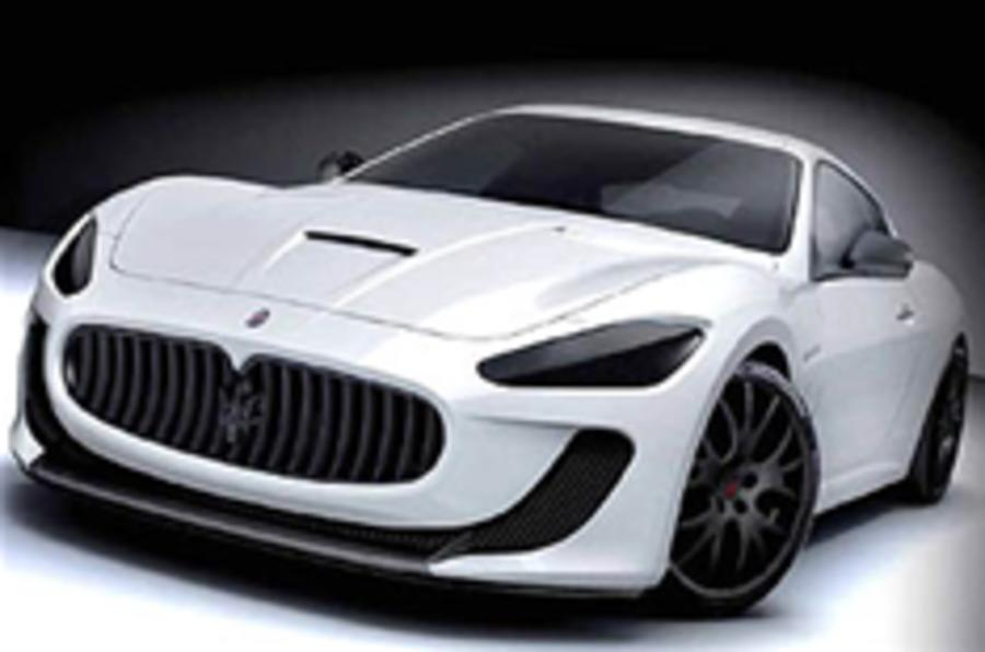Maserati GranTurismo MC Corse