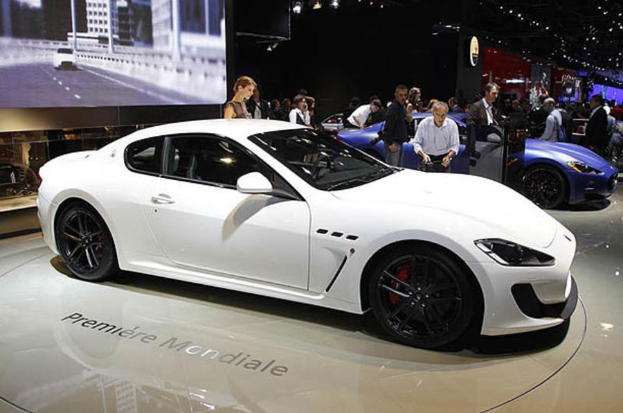 Paris motor show: Maserati MC Stradale