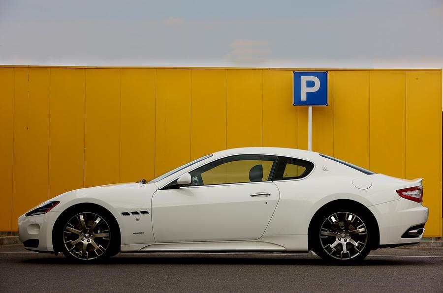Frankfurt show: Maserati GT Sport Pack