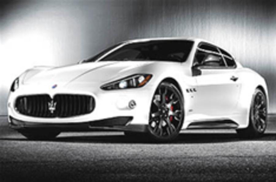 Maserati's sporty options kit