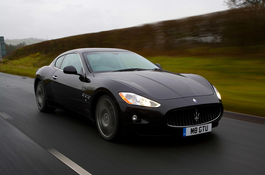 Maserati Granturismo Review Autocar