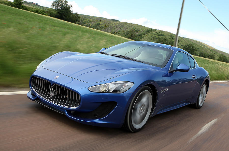 Great Maserati GranTurismo Sport