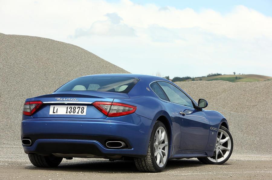 Maserati GrandTurismo Sport rear