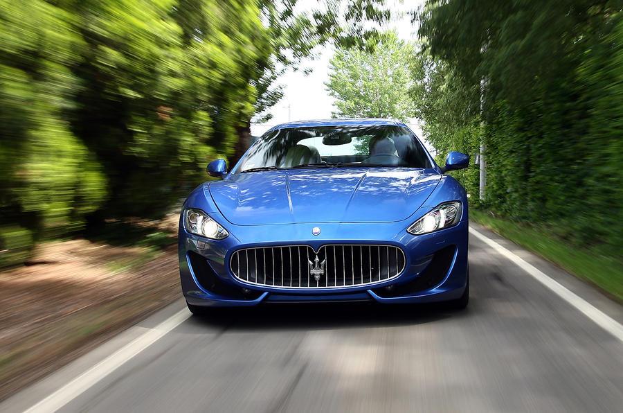 453bhp Maserati GranTurismo Sport