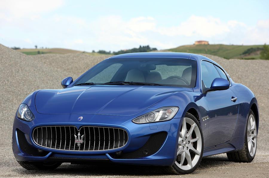 186mph Maserati GranTurismo Sport