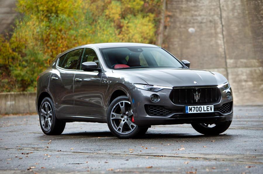 Maserati four wheel drive price