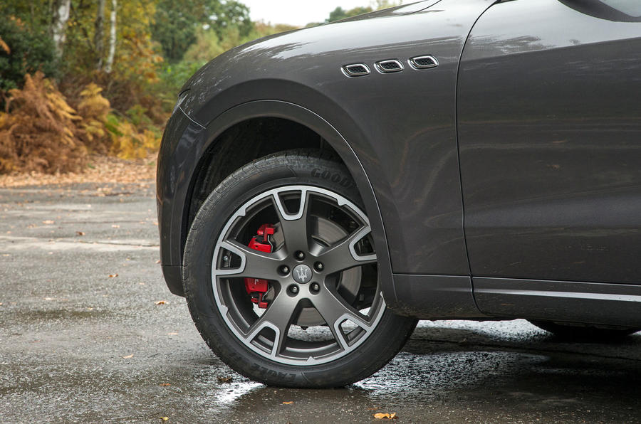 Maserati Levante alloy wheels