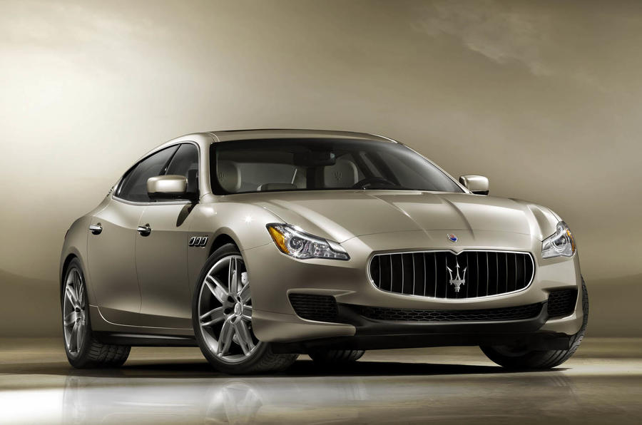 The rebirth of Maserati gathers pace at the New York motor show