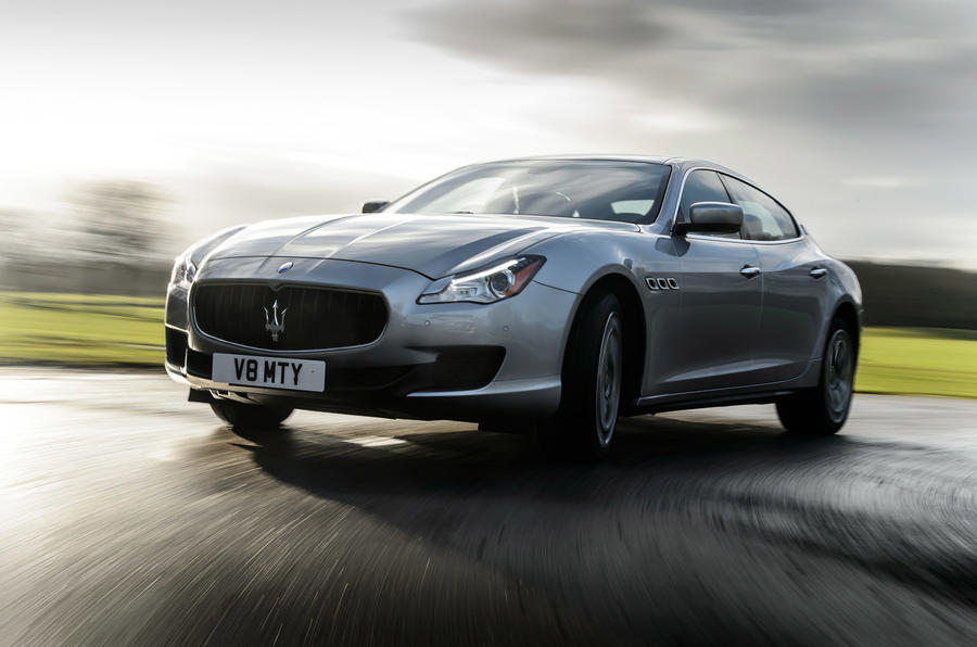 Maserati Quattroporte GTS first drive review