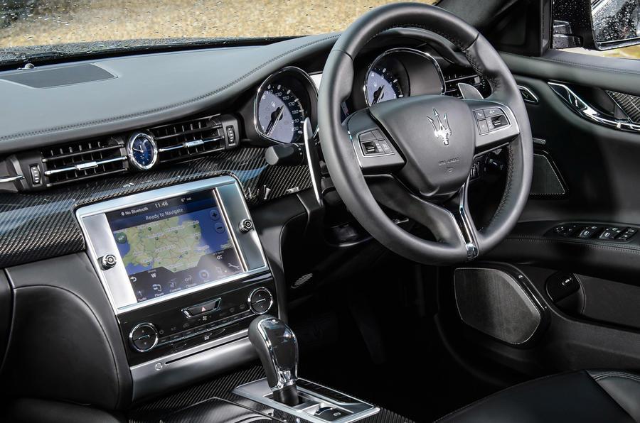 Maserati Quattroporte Gts First Drive