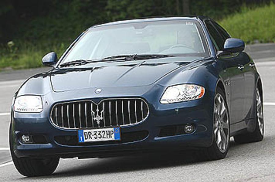 New Maserati Quattroporte details