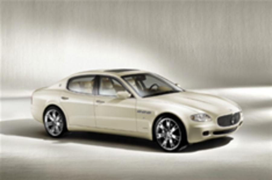 Maserati starts 2008 in comfort