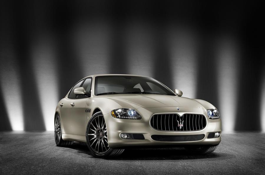 Maserati Quattroporte special