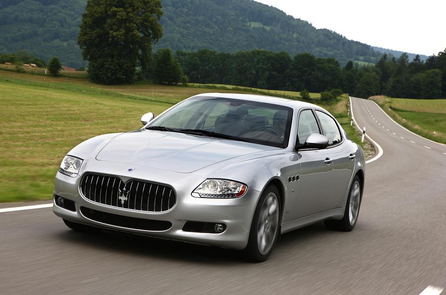 Maserati Car Prices Uk