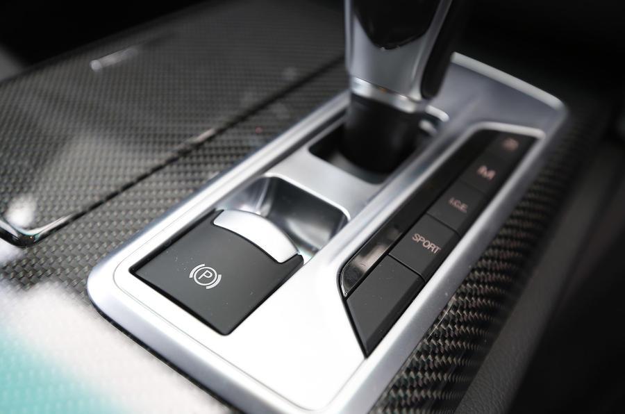 Maserati Ghibli automatic gearbox