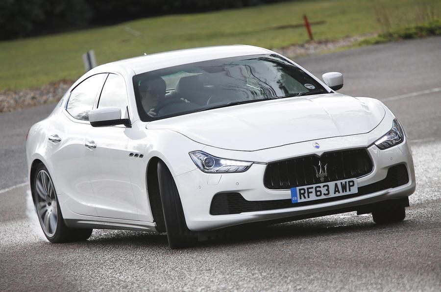 Maserati ghibli s q4 reviews