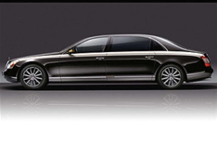 Maybach Zeppelin launched