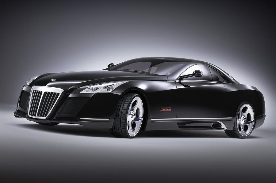 Aston, Maybach 'to team up'