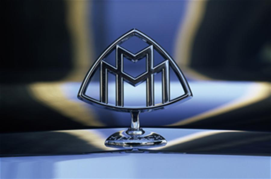 Maybach 'not for sale'
