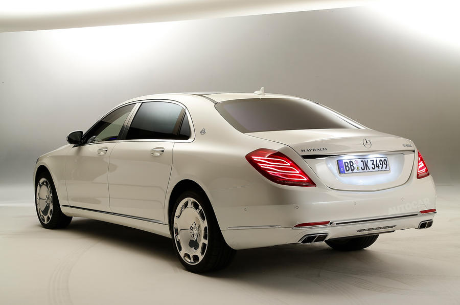 The return of the Maybach name is about more than just a car