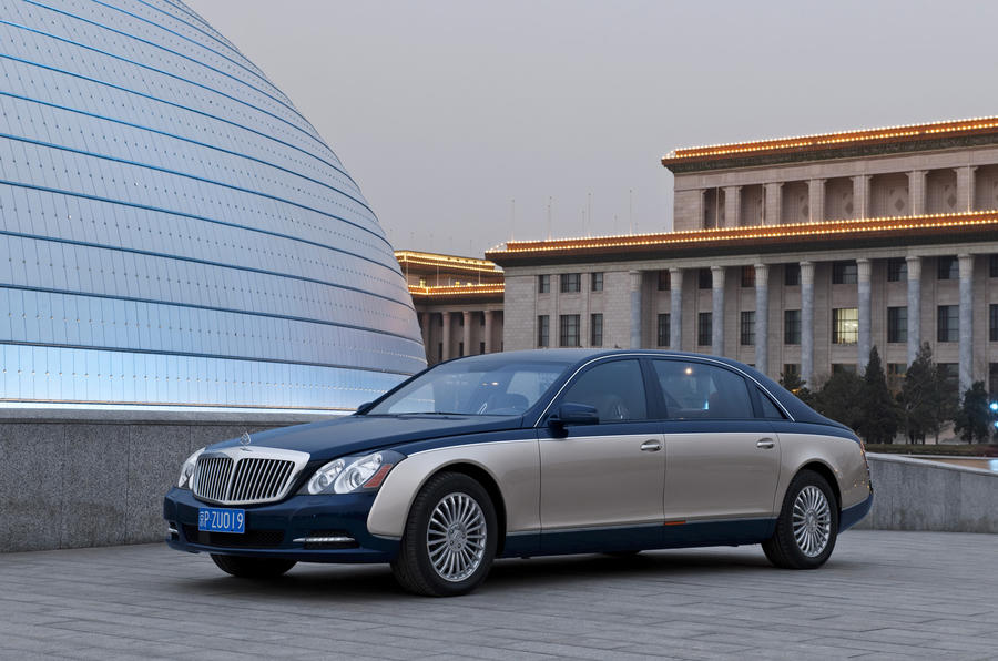 Maybach set for resurrection