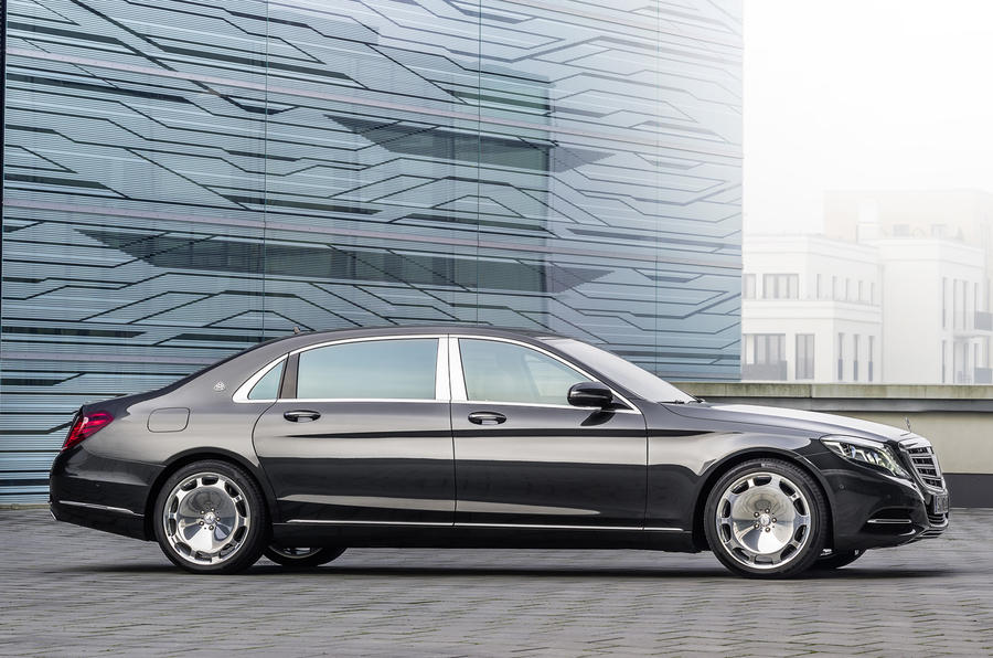 Mercedes revives Maybach name for super-luxury S-class - exclusive pics