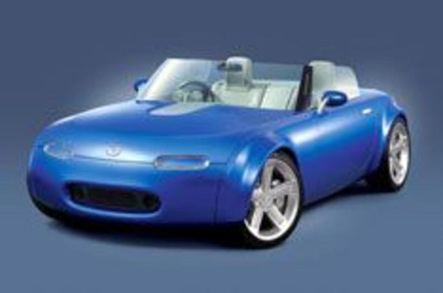 MX-5 concept shows retro intent