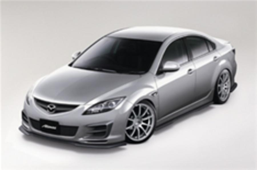 Mazdaspeed 6 concept hints at next MPS