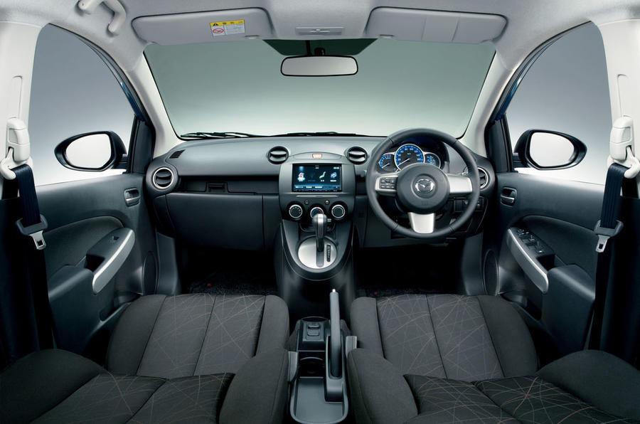 Mazda 2 gets SkyActiv tech