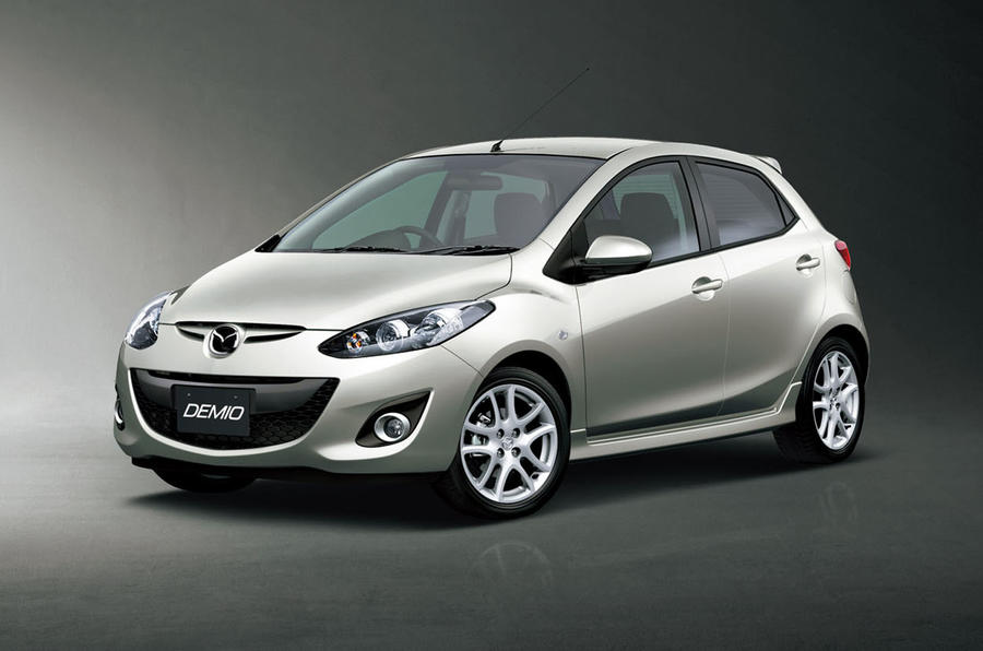 Mazda 2 gets SkyActiv tech