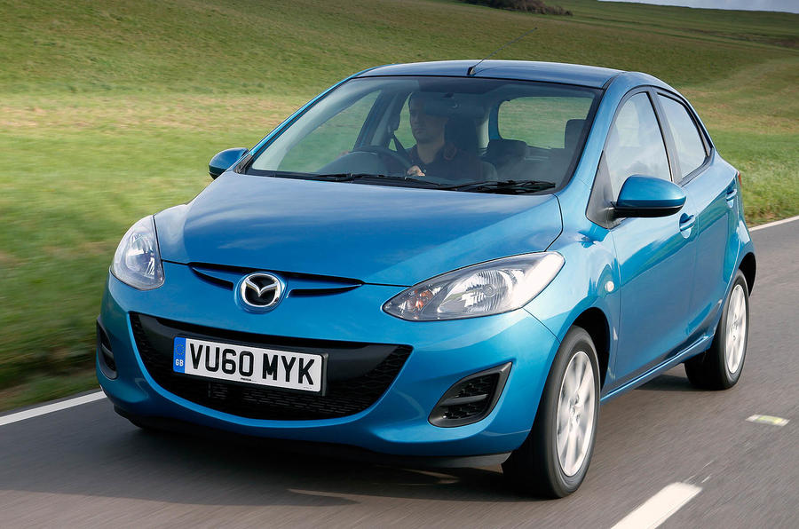 Mazda to begin EV trials