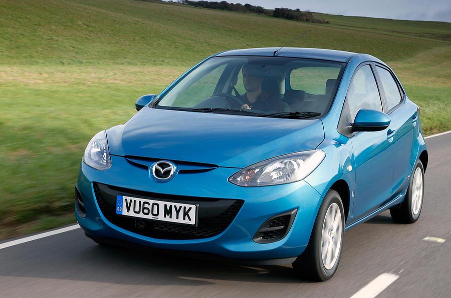 Marvelous Mazda 2 ...