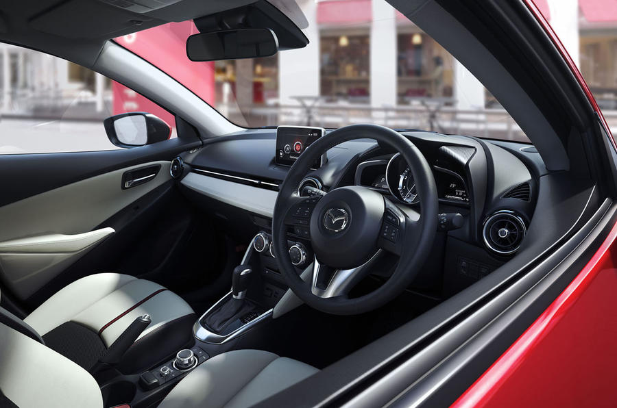New Mazda 2 unveiled ahead of 2015 launch