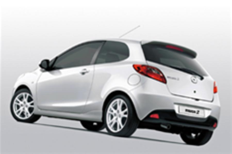 Mazda to launch three-door 2