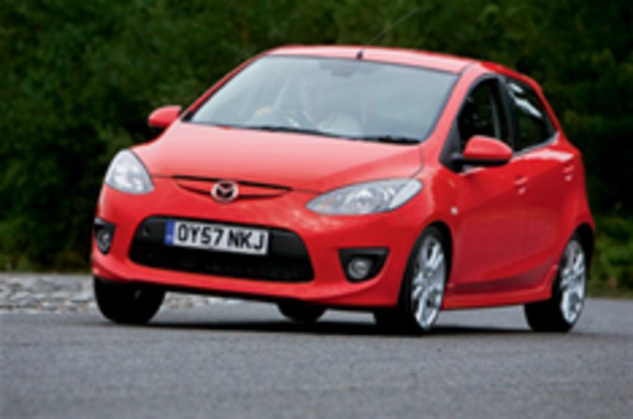 UK wants Mazda 2 MPS