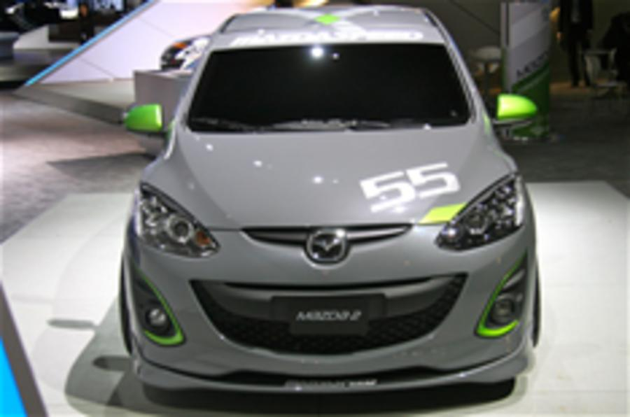 Performance Mazda 2 at LA