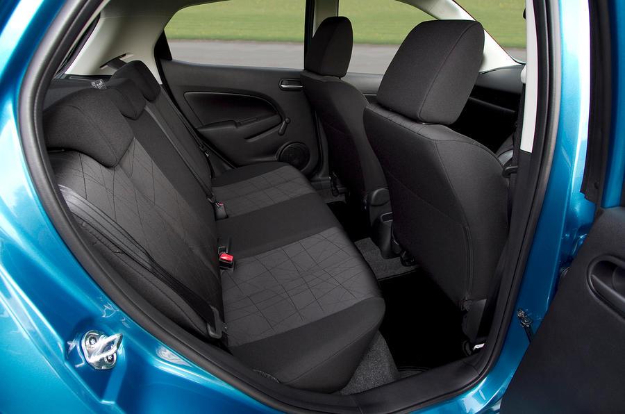 Mazda 2 2007 2014 Interior Autocar