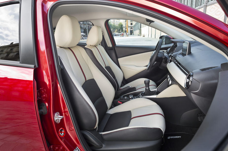 Mazda 2 first drive review