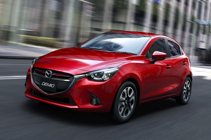 mazda theo and first sedan initial specifications details