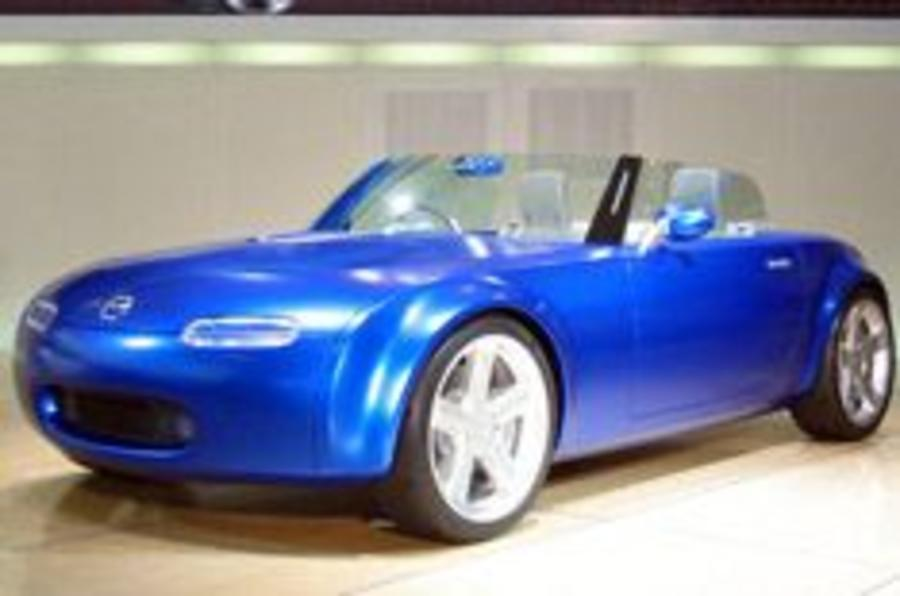 MX-5 concept nears reality