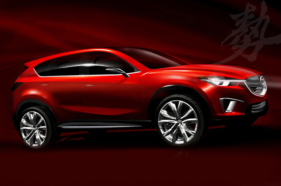 CX-5 starts new Mazda era